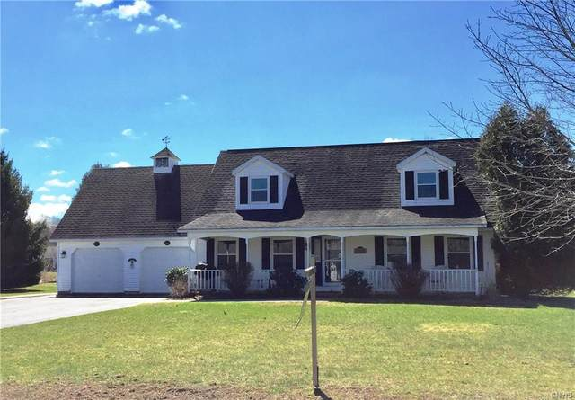 15 Gregory Road, Hannibal, NY 13074 (MLS #S1247977) :: Updegraff Group