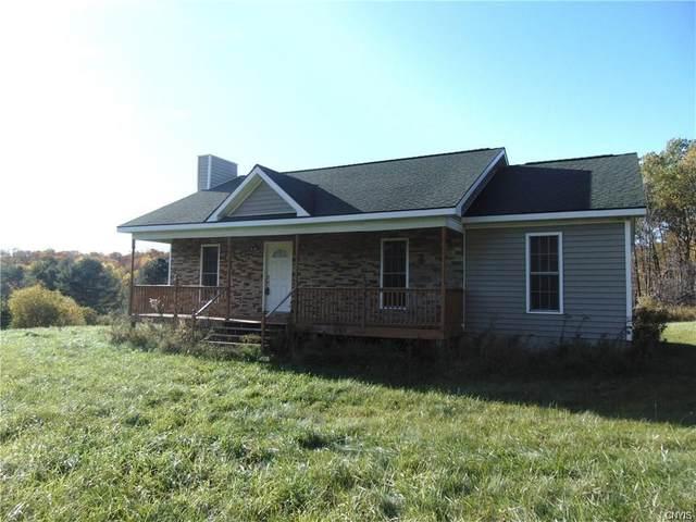 201 Springer Rd, Lincklaen, NY 13052 (MLS #S1249142) :: Lore Real Estate Services
