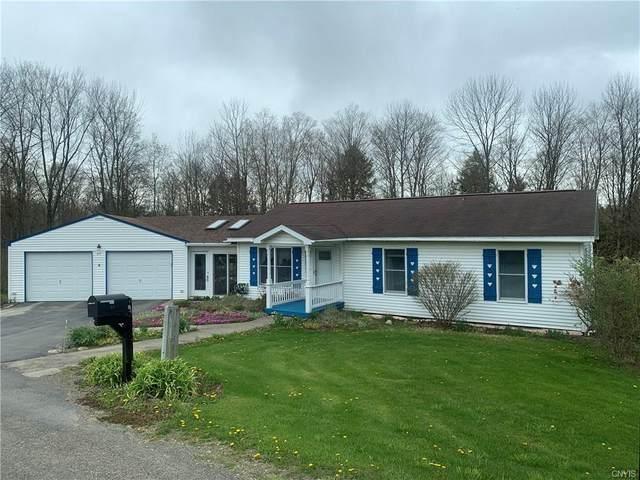 87 Driscoll Road, Nanticoke, NY 13862 (MLS #S1249562) :: Lore Real Estate Services