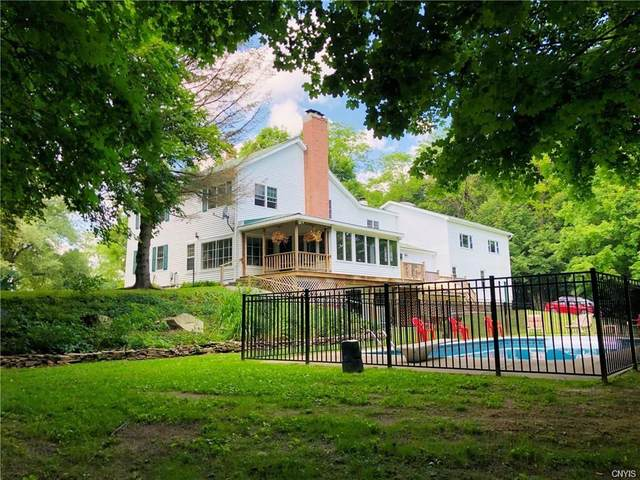 3516 West Lake Road, Cazenovia, NY 13104 (MLS #S1249762) :: BridgeView Real Estate Services