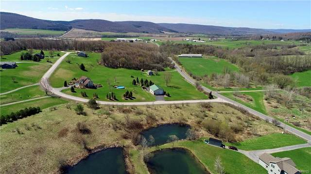 7001 Hunters Crossing, Fabius, NY 13063 (MLS #S1250308) :: Robert PiazzaPalotto Sold Team