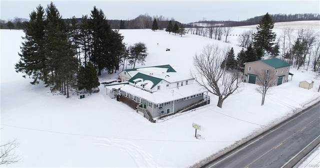 3635 State Route 80, Sherburne, NY 13460 (MLS #S1251151) :: MyTown Realty