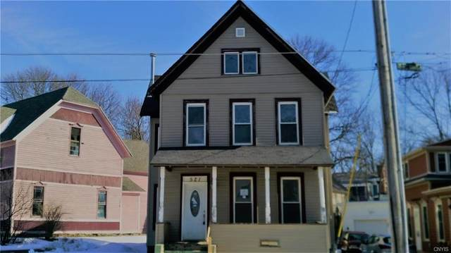 521 Gotham Street, Watertown-City, NY 13601 (MLS #S1252808) :: BridgeView Real Estate Services