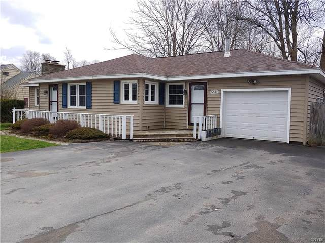 6634 Shank Avenue, Rome-Outside, NY 13440 (MLS #S1254011) :: Lore Real Estate Services
