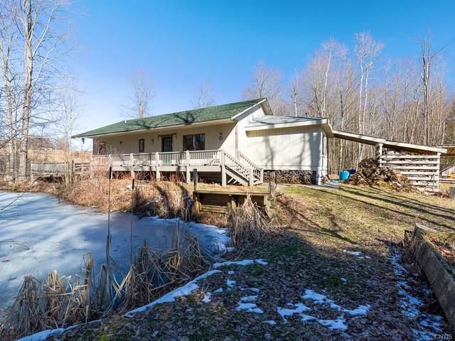 232 Norton Road, Sandy Creek, NY 13145 (MLS #S1254440) :: MyTown Realty
