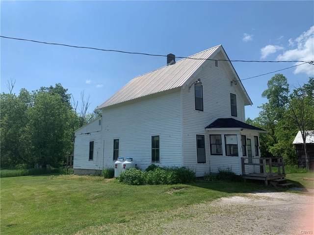 15 County Route 7 Road, Macomb, NY 13642 (MLS #S1254581) :: MyTown Realty