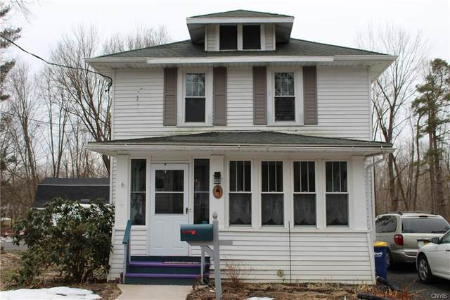 9 Mildred Avenue, Van Buren, NY 13027 (MLS #S1254945) :: The Chip Hodgkins Team