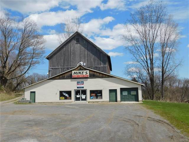 9094 Turin Rd Street, Rome-Outside, NY 13440 (MLS #S1255045) :: Lore Real Estate Services