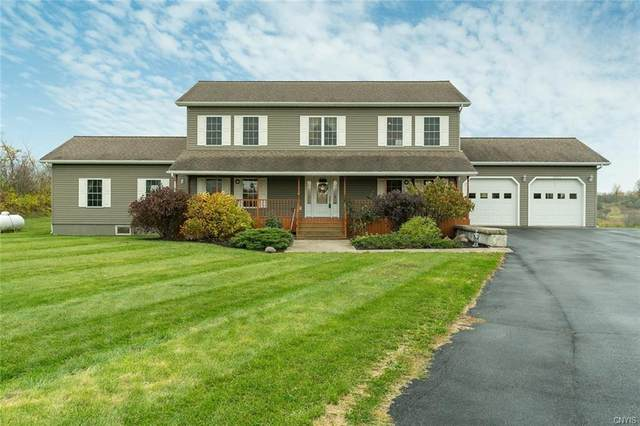 22458 Knowlesville Road, Pamelia, NY 13601 (MLS #S1256216) :: BridgeView Real Estate Services
