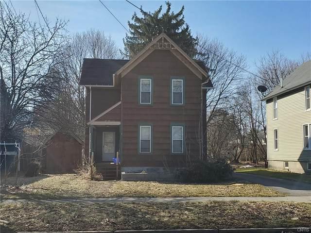 147 Groton Avenue, Cortland, NY 13045 (MLS #S1256938) :: BridgeView Real Estate Services