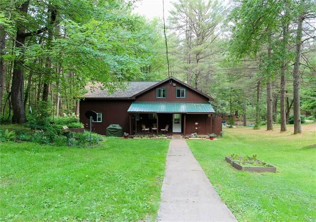 7690 N Shore Road, Watson, NY 13343 (MLS #S1256989) :: Lore Real Estate Services