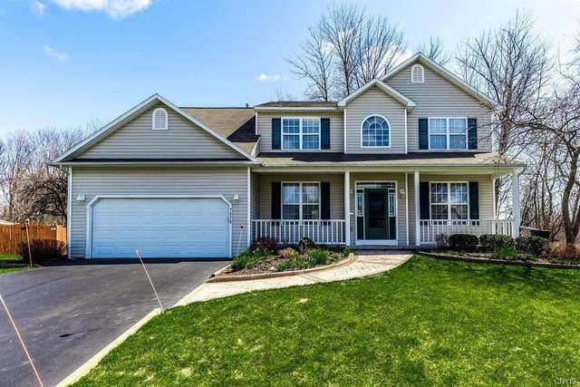 7272 Moss Creek Circle, Salina, NY 13090 (MLS #S1258994) :: Lore Real Estate Services