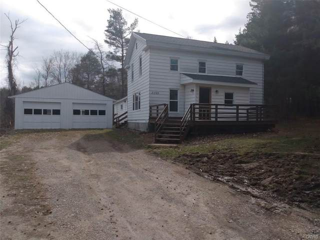 2190 County Route 109, Hornellsville, NY 14843 (MLS #S1260132) :: 716 Realty Group