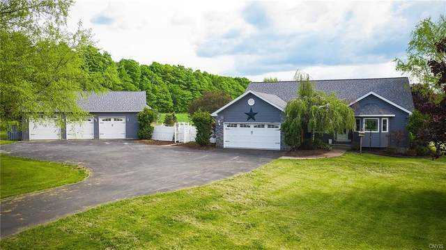 21710 State Route 177, Rodman, NY 13682 (MLS #S1260239) :: Lore Real Estate Services