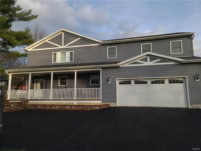 6174 Lakeshore Road, Cicero, NY 13039 (MLS #S1261537) :: Lore Real Estate Services