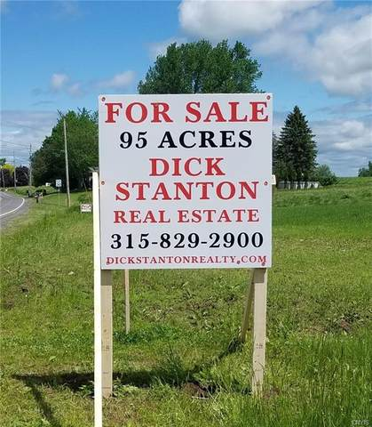 95 Acres S. Court Street, Lenox, NY 13163 (MLS #S1266023) :: Robert PiazzaPalotto Sold Team