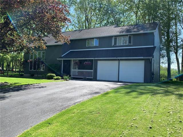 8781 Wedgefield Lane, Cicero, NY 13039 (MLS #S1266495) :: The Chip Hodgkins Team