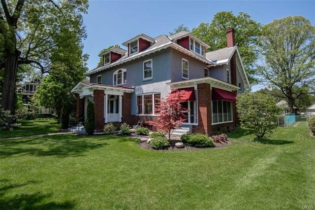 1101 N George Street, Rome-Inside, NY 13440 (MLS #S1266775) :: Lore Real Estate Services