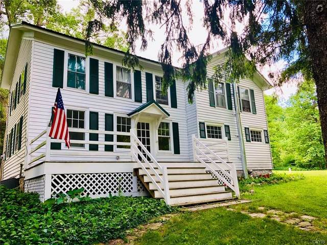 5622 Fossil Rock Road, Fenner, NY 13037 (MLS #S1267185) :: Robert PiazzaPalotto Sold Team