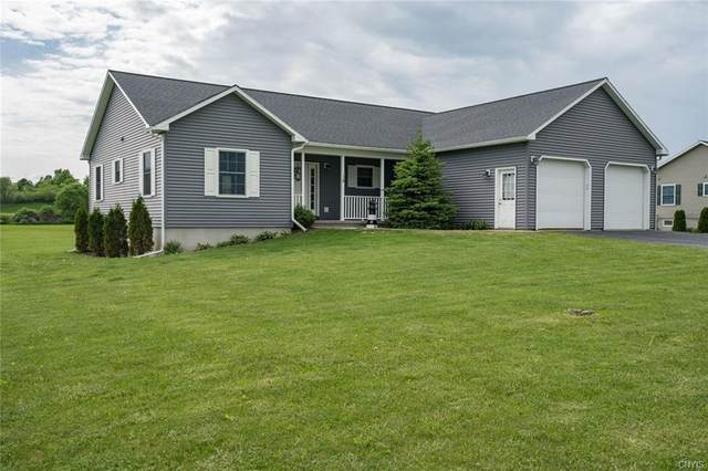 15 Grant Street, Brownville, NY 13634 (MLS #S1268270) :: BridgeView Real Estate Services