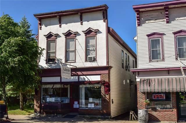128 Main Street, Boonville, NY 13309 (MLS #S1268641) :: 716 Realty Group