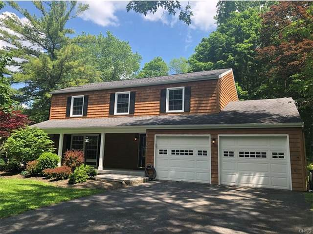 104 Old Powder Mill Road, Manlius, NY 13066 (MLS #S1268812) :: The Chip Hodgkins Team