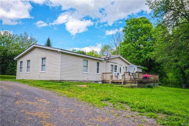 10259 Bailey Lake Road, Brookfield, NY 13480 (MLS #S1269103) :: Lore Real Estate Services