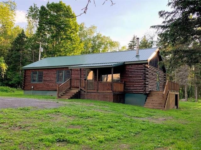 10085 County Route 95, Rodman, NY 13682 (MLS #S1270449) :: Robert PiazzaPalotto Sold Team