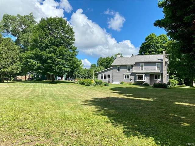 95 N Main Street, Hamilton, NY 13332 (MLS #S1271257) :: Robert PiazzaPalotto Sold Team