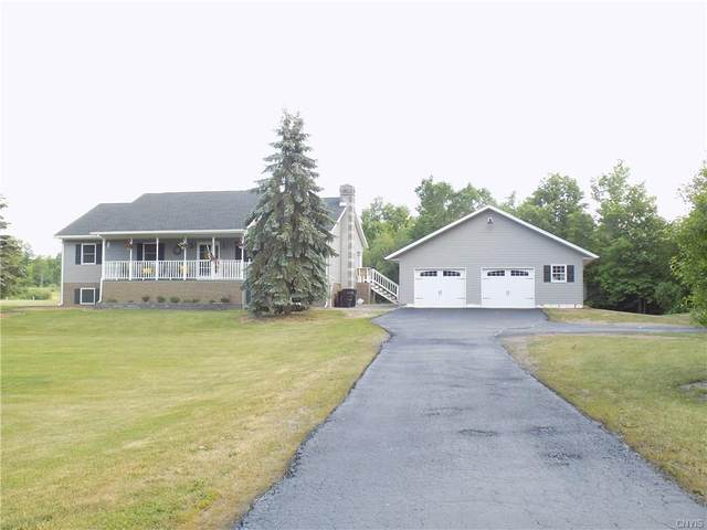 293 Somerville Road, Rossie, NY 13608 (MLS #S1272373) :: MyTown Realty