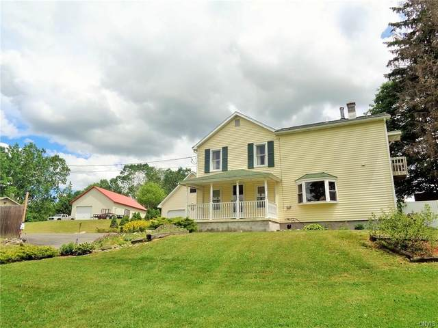 1215 Cortland Rd, Groton, NY 13073 (MLS #S1272701) :: Lore Real Estate Services