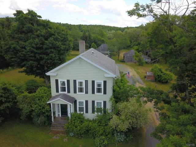 2610 Fenner Road, Fenner, NY 13035 (MLS #S1274074) :: Lore Real Estate Services