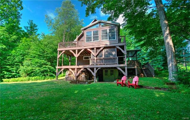 8039 Capron Road, Forestport, NY 13338 (MLS #S1274255) :: 716 Realty Group