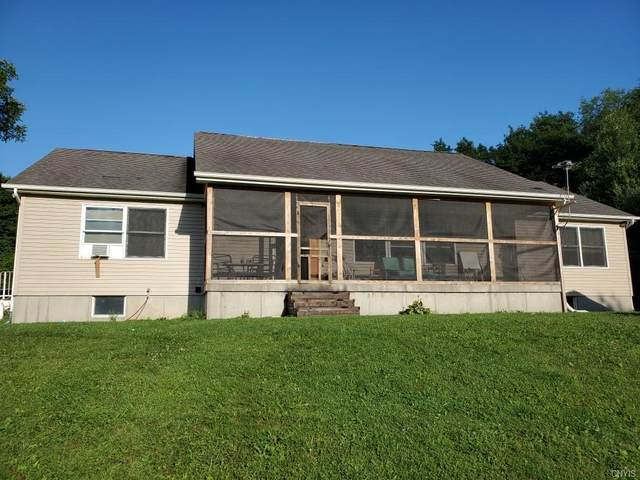 1036 Shackham Road, Fabius, NY 13063 (MLS #S1278433) :: Robert PiazzaPalotto Sold Team