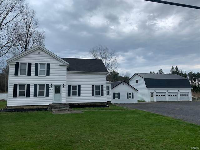 4031 South Street Extension, Ulysses, NY 14886 (MLS #S1279116) :: Robert PiazzaPalotto Sold Team