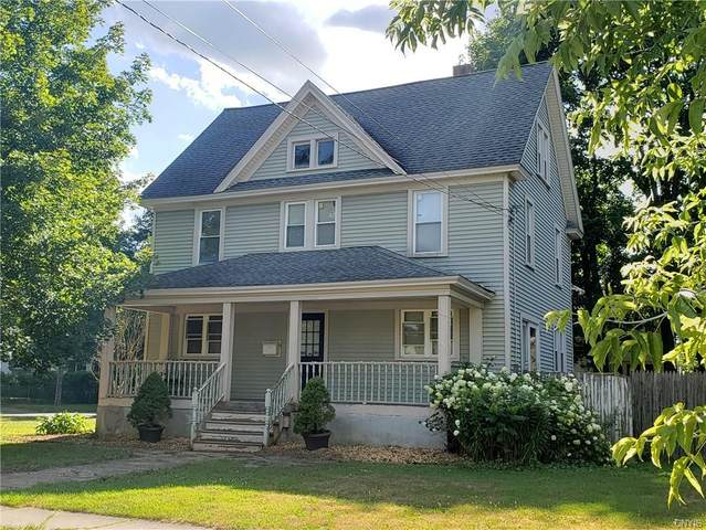 58 Church Street, Cortland, NY 13045 (MLS #S1279544) :: Lore Real Estate Services