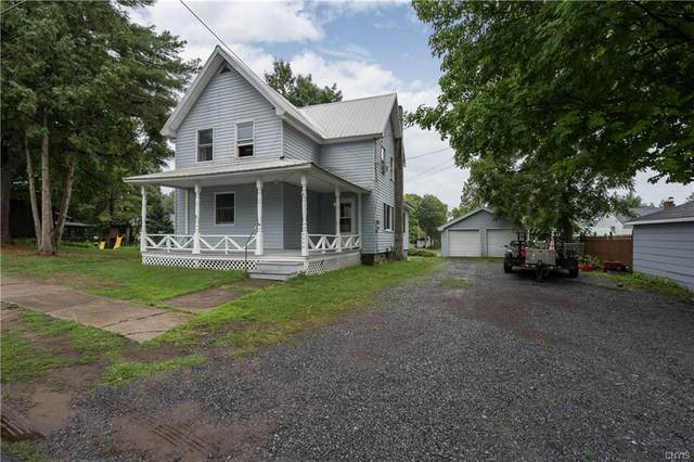 6416 Maple Street, Croghan, NY 13327 (MLS #S1280654) :: Robert PiazzaPalotto Sold Team