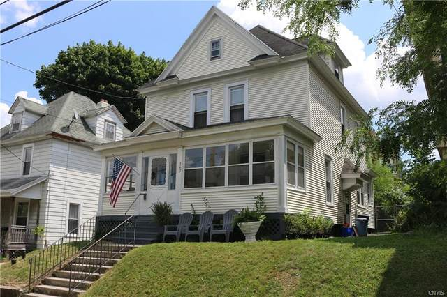 367 Bryant Avenue, Syracuse, NY 13204 (MLS #S1282065) :: BridgeView Real Estate Services