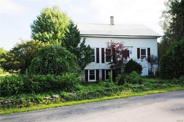 6942 Bogusville Hill Road, Kirkland, NY 13321 (MLS #S1282581) :: Avant Realty