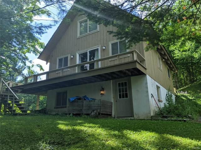 3821 Foothill Road, West Turin, NY 13325 (MLS #S1283365) :: Thousand Islands Realty