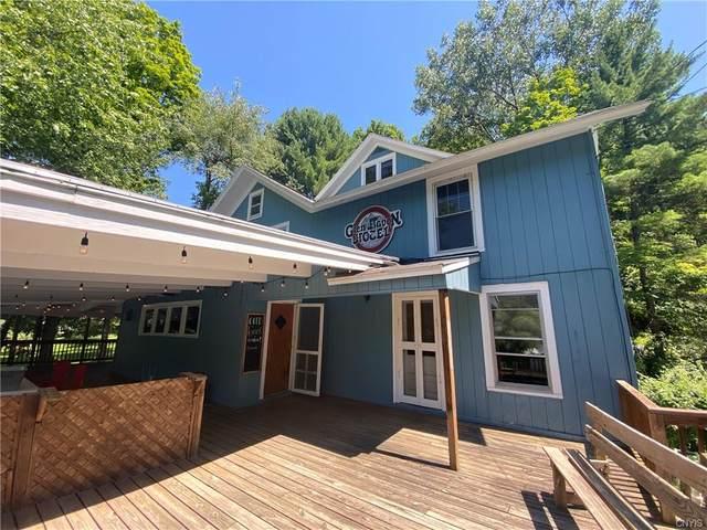 7434 Fair Haven Road, Scott, NY 13077 (MLS #S1284794) :: BridgeView Real Estate Services