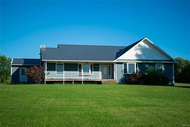 2178 Gridley Paige Road, Marshall, NY 13328 (MLS #S1285444) :: Lore Real Estate Services