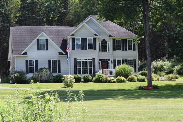 7364 Bonney Hill Road, Hamilton, NY 13346 (MLS #S1286817) :: Lore Real Estate Services