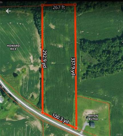 0 Marble Road, Vernon, NY 13476 (MLS #S1288876) :: BridgeView Real Estate Services