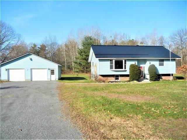 7307 River Road, New Bremen, NY 13367 (MLS #S1289740) :: BridgeView Real Estate Services