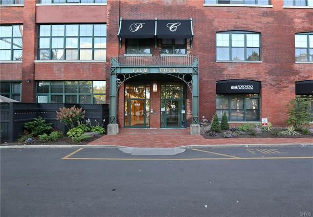 528 Plum Street #102, Syracuse, NY 13204 (MLS #S1290061) :: Robert PiazzaPalotto Sold Team