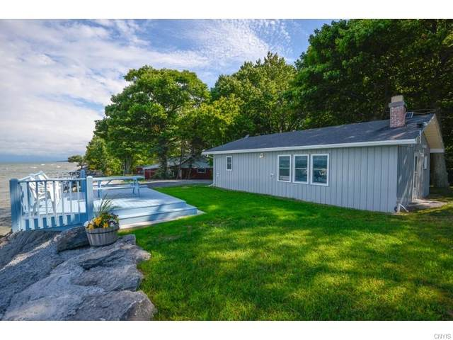 67 N Rainbow Shores Road, Sandy Creek, NY 13142 (MLS #S1291197) :: Lore Real Estate Services
