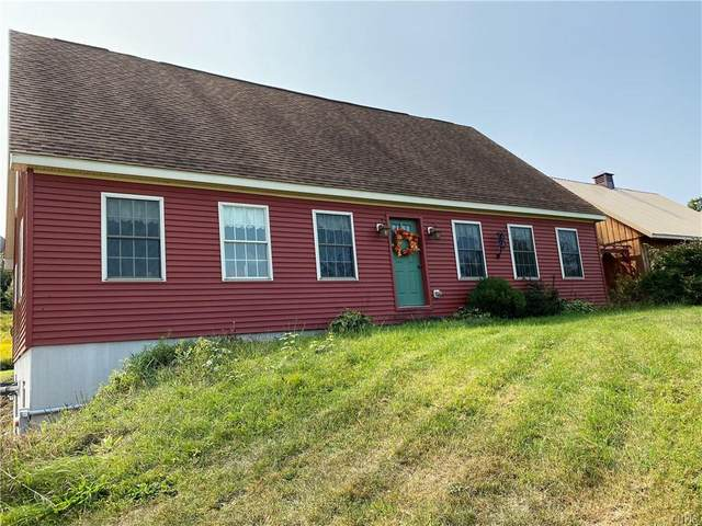1458 State Route 392 Road, Virgil, NY 13045 (MLS #S1291877) :: Lore Real Estate Services