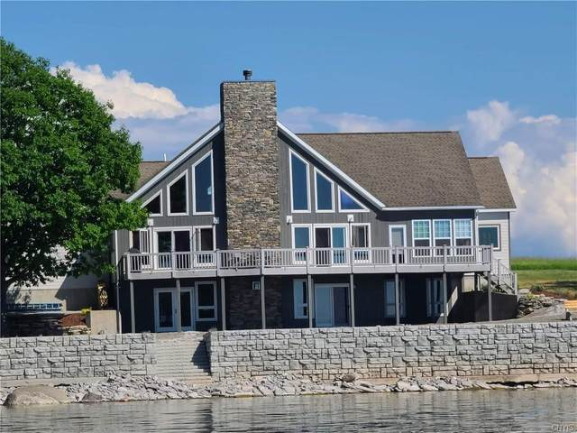 29713 Fuller Bay Drive, Cape Vincent, NY 13618 (MLS #S1292482) :: MyTown Realty