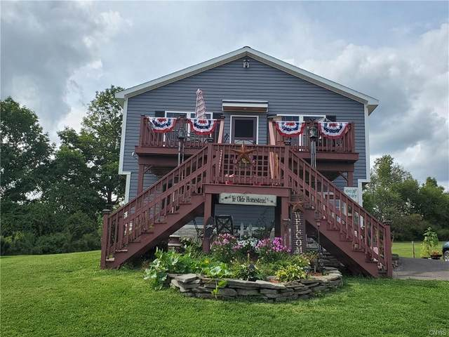 1862 State Highway 41, Coventry, NY 13733 (MLS #S1293504) :: MyTown Realty